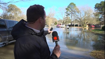 Reservoir officials delay flood water release