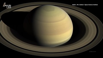 Scientists Just Figured Out How Long a Day is on Saturn