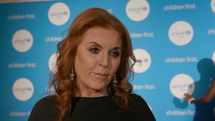 Sarah Ferguson Offered to Consult on Character in 'The Crown'
