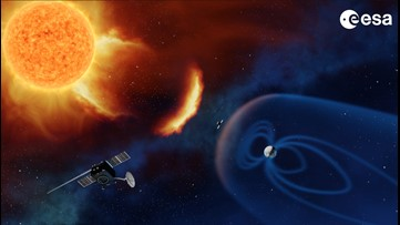 Airbus Developing Satellite That Monitors & Warns Of Incoming Solar Storms That Might Harm Earth