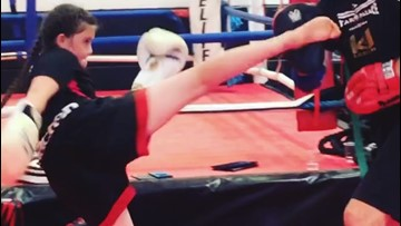 This 11-Year-Old is Fighting Her Way Through Scoliosis