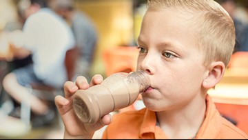 New York City considering ban on chocolate milk in schools