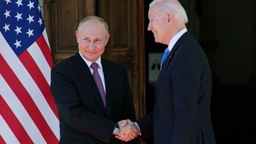 'Two great powers': Biden, Putin conclude summit talks