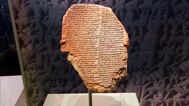 Ancient tablet acquired by Hobby Lobby going back to Iraq