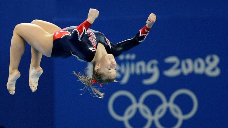 Beijing Olympics Gymnastics