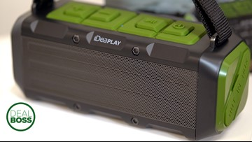 This wireless speaker sounds as good as Bose, but is more durable