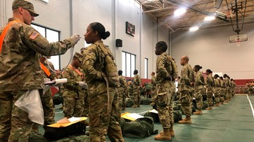 US military recruiting struggles as enlistment stations close