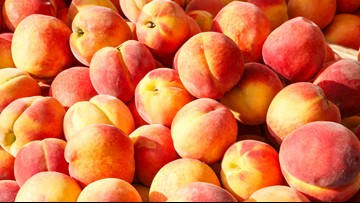Peaches, nectarines and plums recalled from several stores for Listeria
