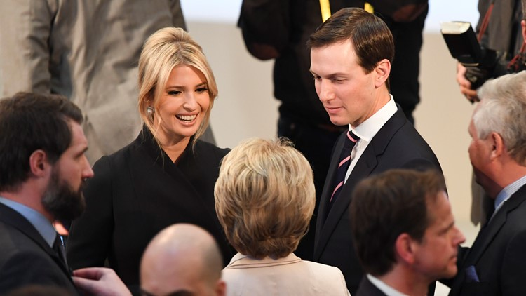 Germany Munich Security Conference Jared and Ivanka