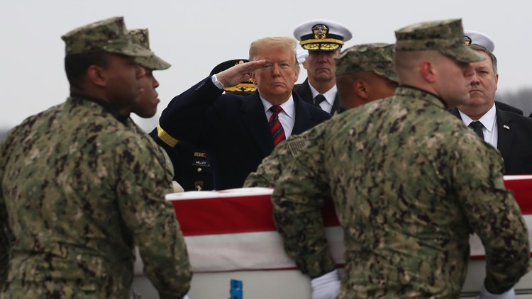 trump service member killed in syria