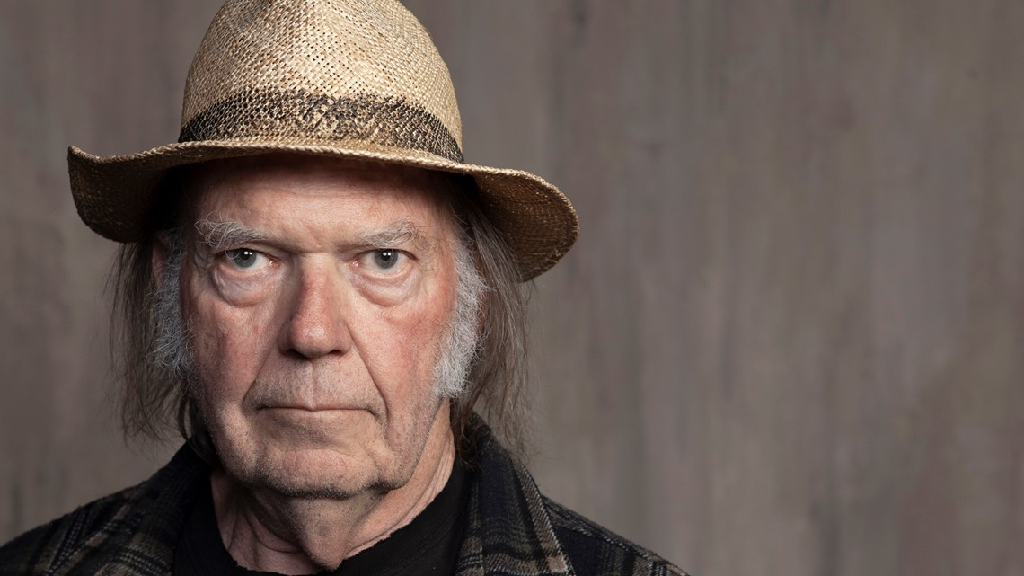'This is NOT OK with me': Neil Young upset Trump used his music at Mt. Rushmore event