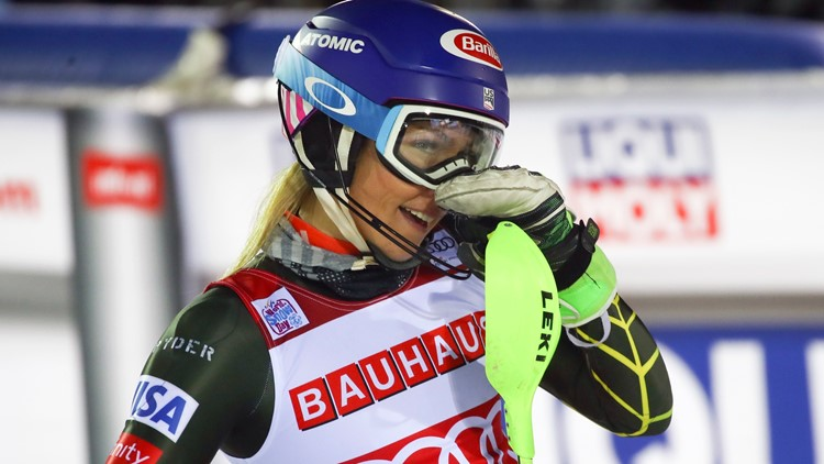 Mikaela Shiffrin Finland Alpine Skiing World Cup