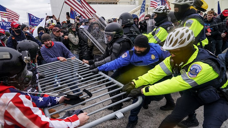 'Blame Trump' defense for those accused in Capitol riots looks like legal longshot