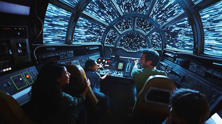 Star Wars-Galaxy's Edge