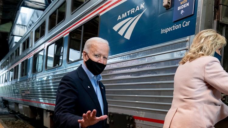 Biden team readies massive infrastructure initiative after virus relief