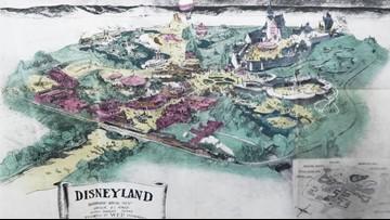 Over 1,500 rare pieces of Disney memorabilia headed to auction