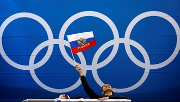 Russia banned from being represented at Olympics in latest doping scandal