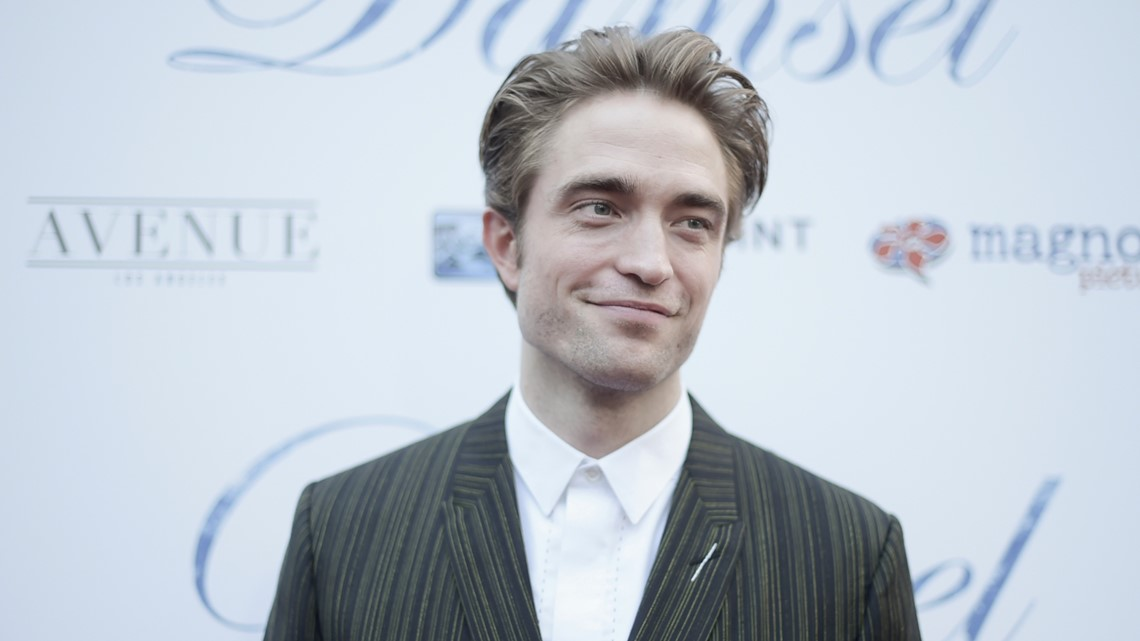 Warner Bros. closes deal for Robert Pattinson to be 'The Batman,' reports say