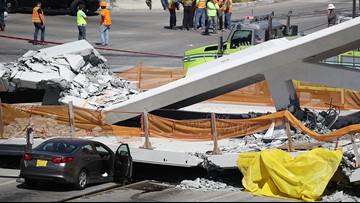 NTSB: Miami bridge that collapsed and killed 6 had design errors
