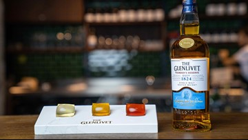 Glenlivet's 'Capsule' scotch whiskey compared to Jell-O shots, Tide Pods