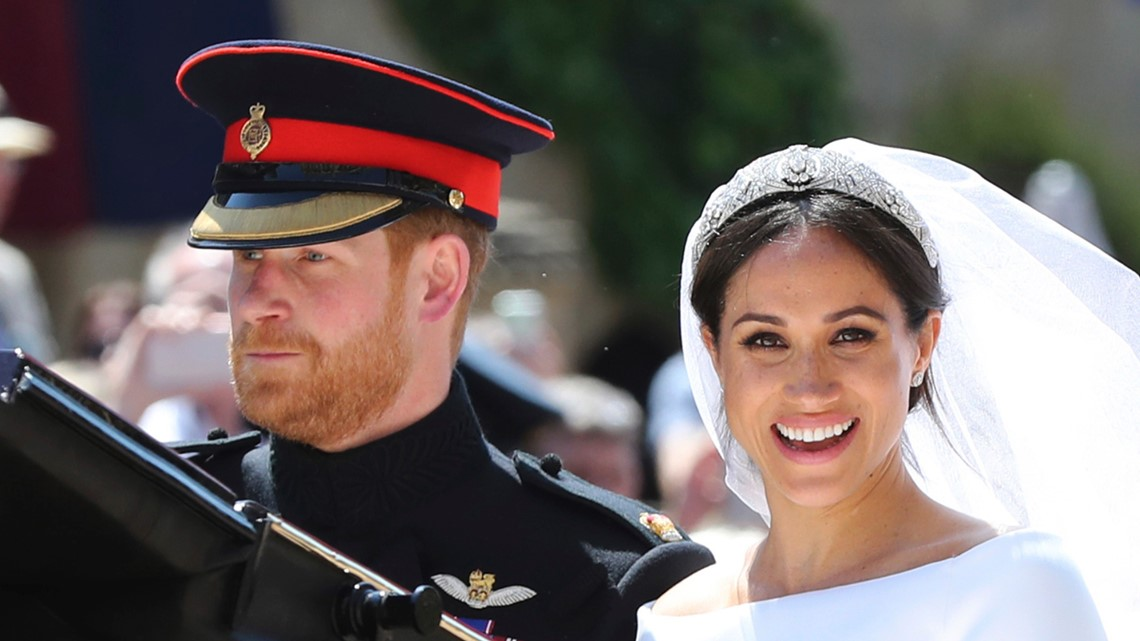 1 year after wedding: Harry and Meghan have new home, son