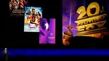 Disney dropping 'Fox' from movie studio names