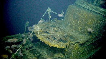 World War II submarine lost for 75 years, found off coast of Japan