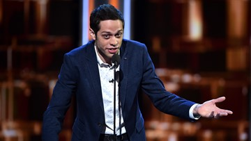 SNL's Pete Davidson criticized for mocking wounded veteran