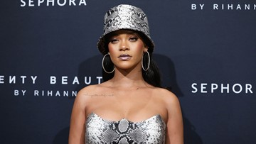 Rihanna slams Trump for using her music at his rallies