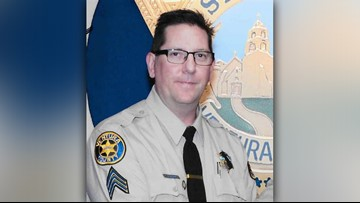 Sgt. Ron Helus, killed in Thousand Oaks shooting, honored as hero at funeral