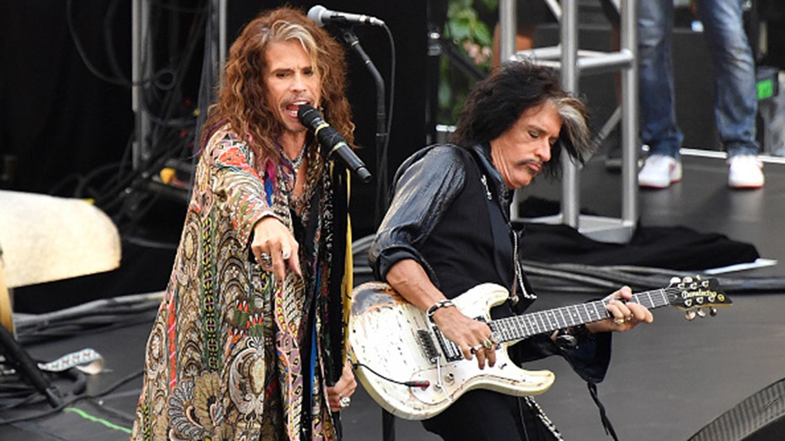 Aerosmith's Joe Perry cancels tour after recent hospital visit8