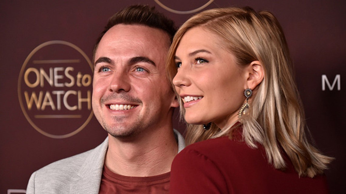Frankie Muniz gets engaged after his cat 'destroyed' his home and 'everything I own'8