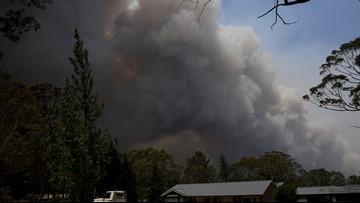 Australian Open qualifiers struggling to breathe amid wildfire smoke