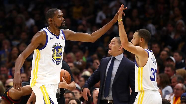 Warriors NBA Finals