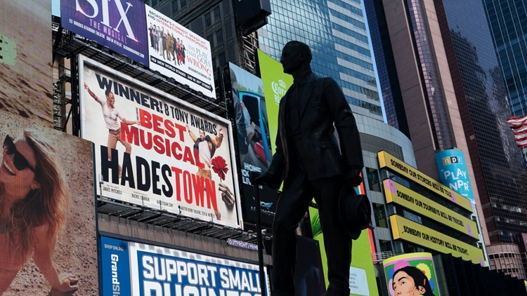 Broadway to require proof of vaccination, masks for audiences