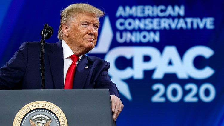 Trump to make first post-presidential appearance at CPAC Sunday