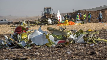 Boeing 737 MAX planes still airworthy, FAA says, as Ethiopia mourns crash victims
