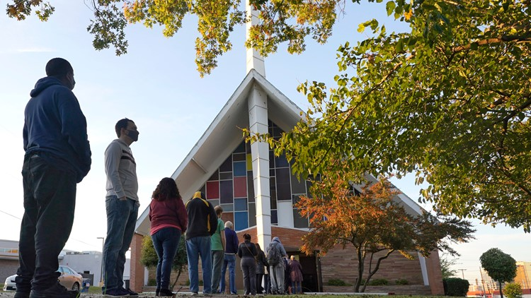 Faith leaders across US join in decrying voting restrictions