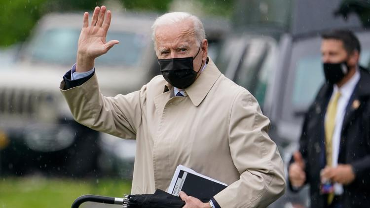 White House releases January logs of visitors to Biden, aides