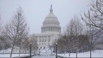 Number of federal workers seeking unemployment benefits doubles during shutdown