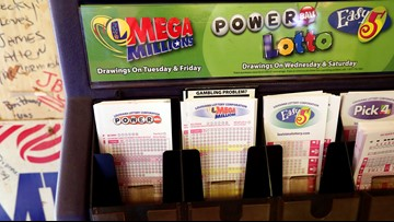 No Powerball jackpot winner: $1 million ticket sold in Florida