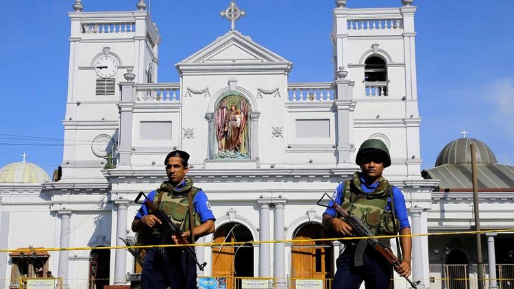Danish fashion mogul loses 3 children in Sri Lanka attacks