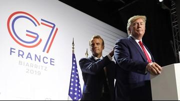 Trump scraps plans to hold G-7 summit at his Miami golf resort amid intense criticism
