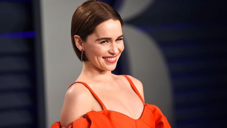 Emilia Clarke Vanity Fair February 2019 Game of Thrones AP