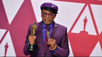 President Trump takes on Spike Lee after Oscars speech