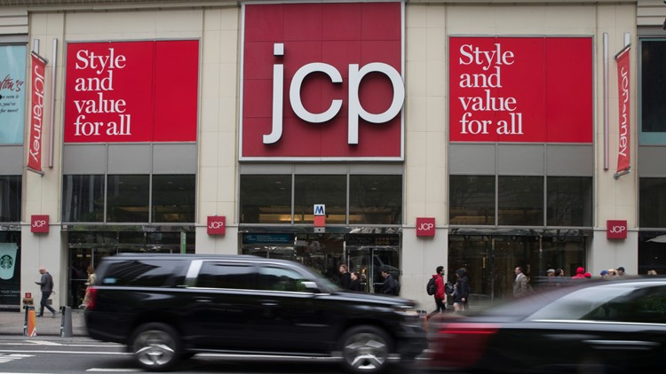 These 18 J.C. Penney stores close for good Sunday