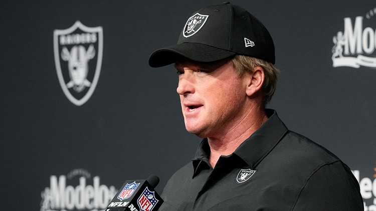 Reports: Jon Gruden's racist comments in decade-old emails reveal Tampa Bay area connections