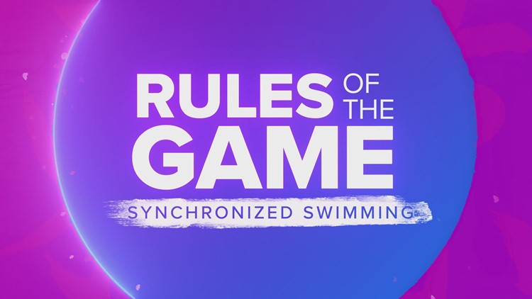 Rules of the Game: Synchronized Swimming