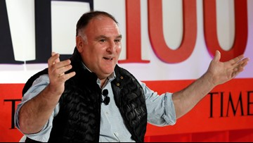 Celebrity chef José Andrés offers job to lunch lady fired for giving boy $8 lunch
