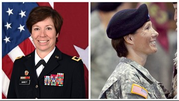 2 sisters reach rank of general in US Army first